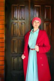 Марина Абрамова (пальто)
