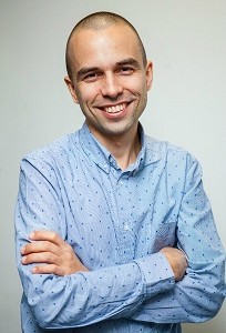 9 ноября в 18:00 — в прямом эфире Павел Цимбаленко