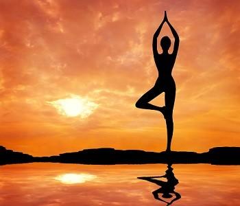 Утренняя йога вместе с «Веда-радио»