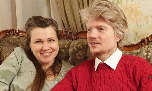 5 марта в 10:00 — в прямом эфире Володар и Марина Ивановы