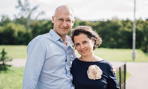 13 апреля в 10:00 — в прямом эфире Виктор и Татьяна Колеговы